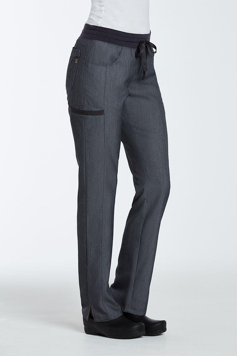 Lékařské kalhoty Maevn Matrix Pro šedé