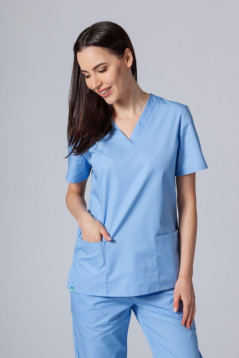 Lékařská halena Sunrise Uniforms modrá