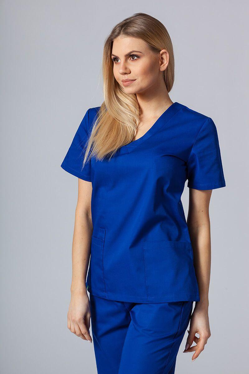 Lékařská halena Sunrise Uniforms tmavě modrá