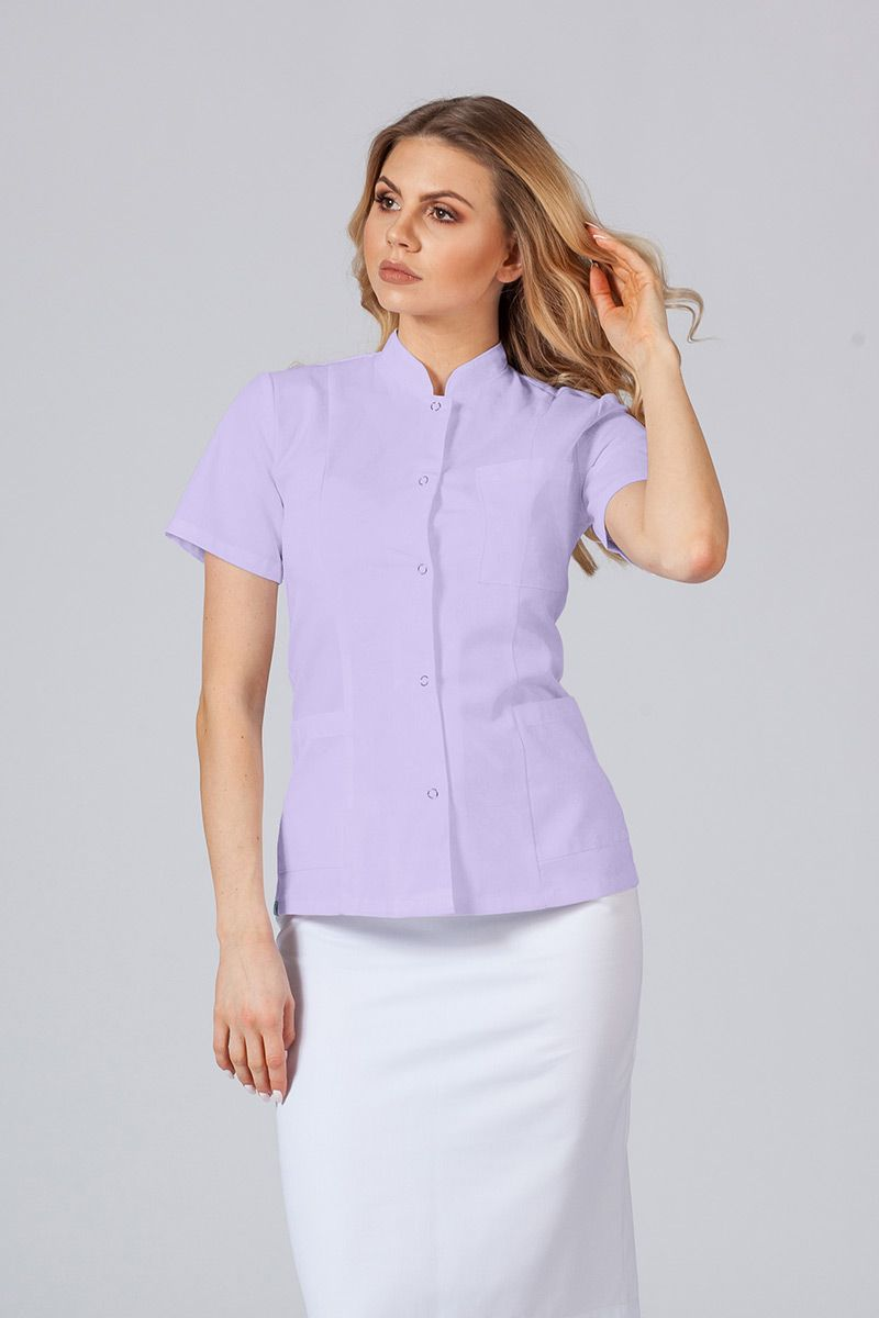 Lékařské sako Sunrise Uniforms lavendulové