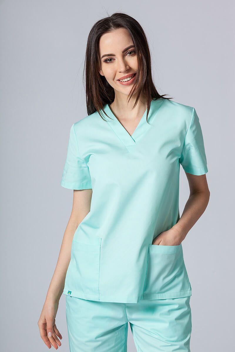 Lékařská halena Sunrise Uniforms mátová