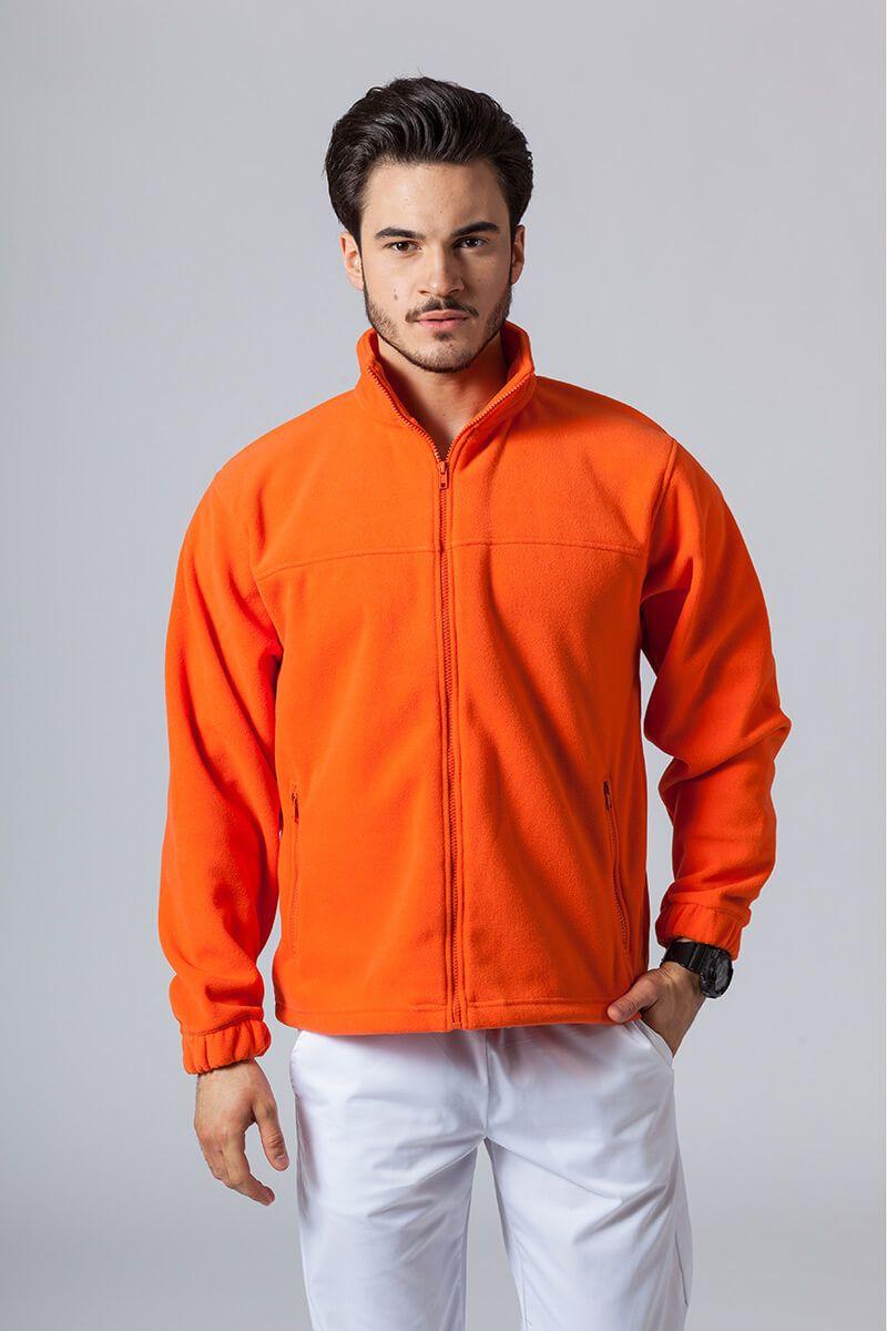 Pánská mikina oranžová