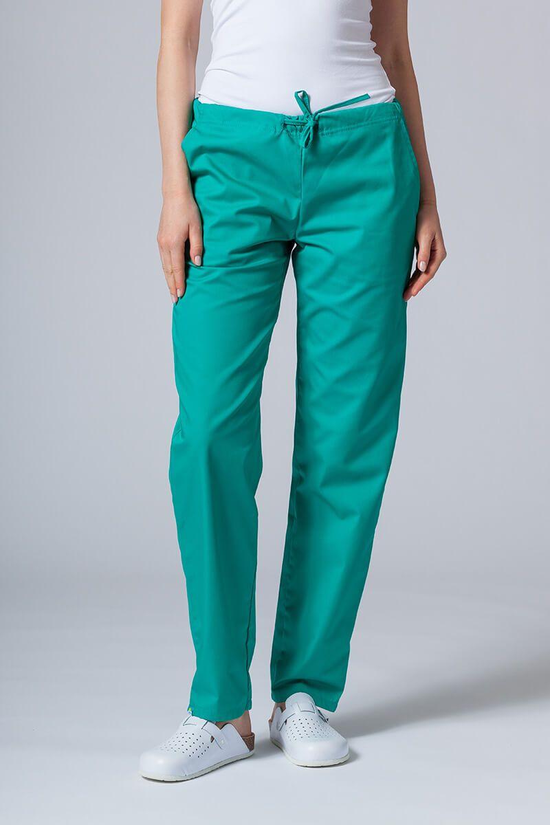 Univerzální lékařské kalhoty Sunrise Uniforms zelené