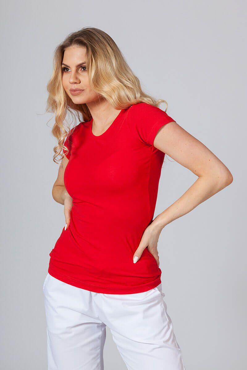 Dámské tričko červené