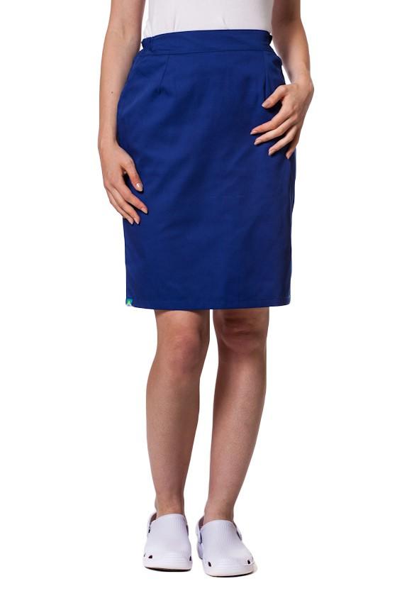 Sukně s kapsami Sunrise Uniforms tmavě modrá