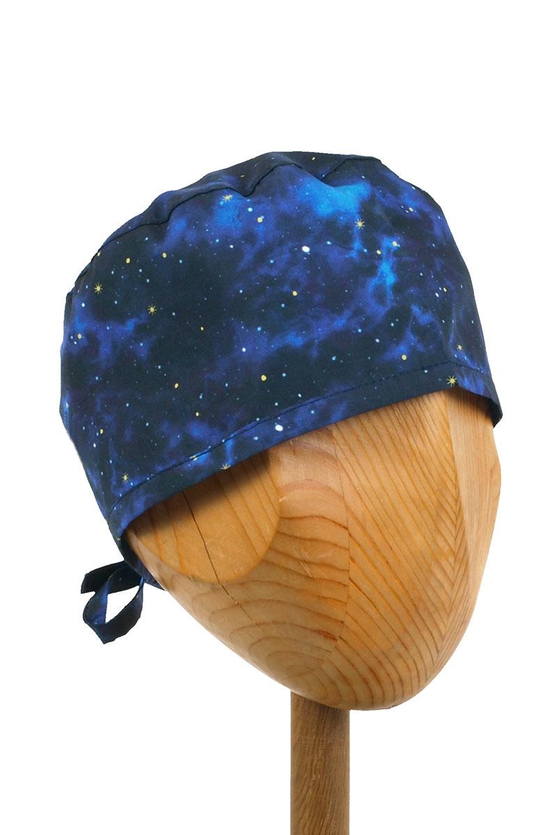 Lékařská čepice Sunrise Uniforms Style Unisex hvězdy