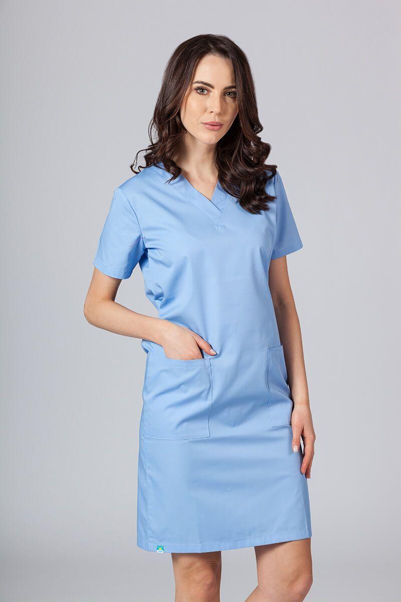 Lékařské Jednoduché šaty Sunrise Uniforms