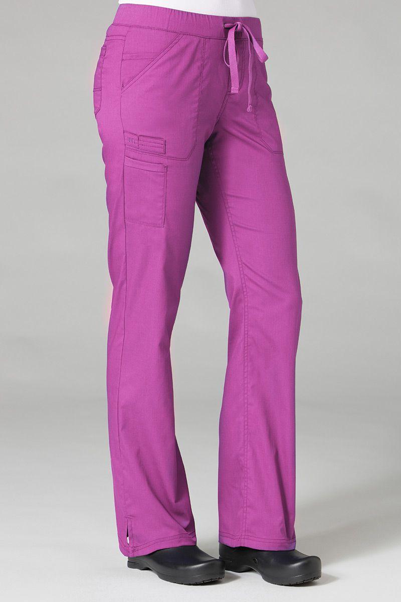 Lékařské kalhoty Maevn PrimaFlex fialové