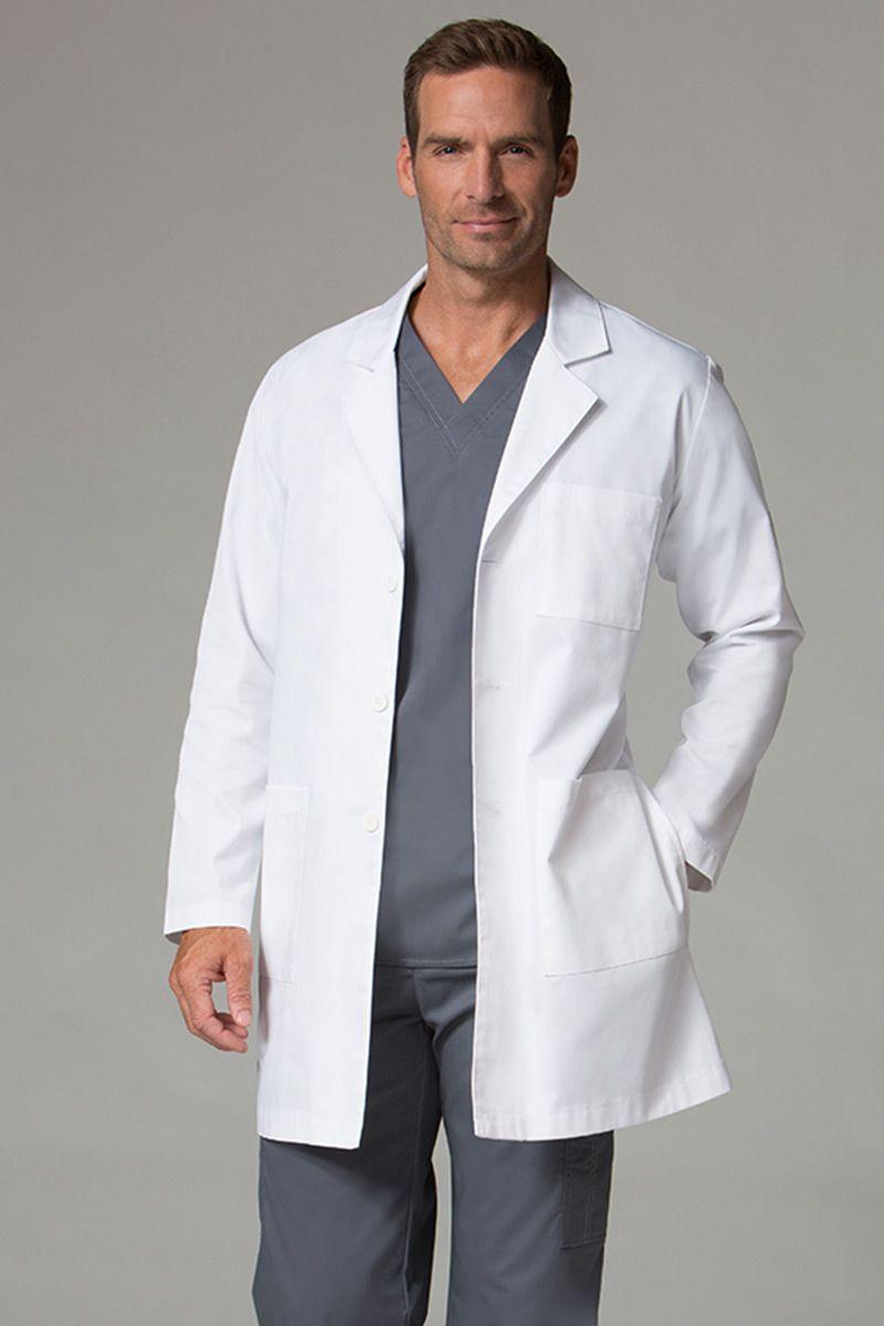 Univerzální lékařský plášť Maevn bílý