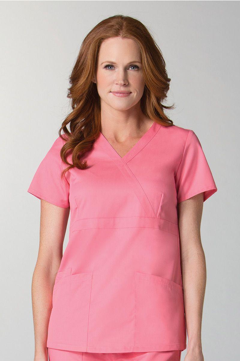 Lékařská halena Maevn EON Style růžová