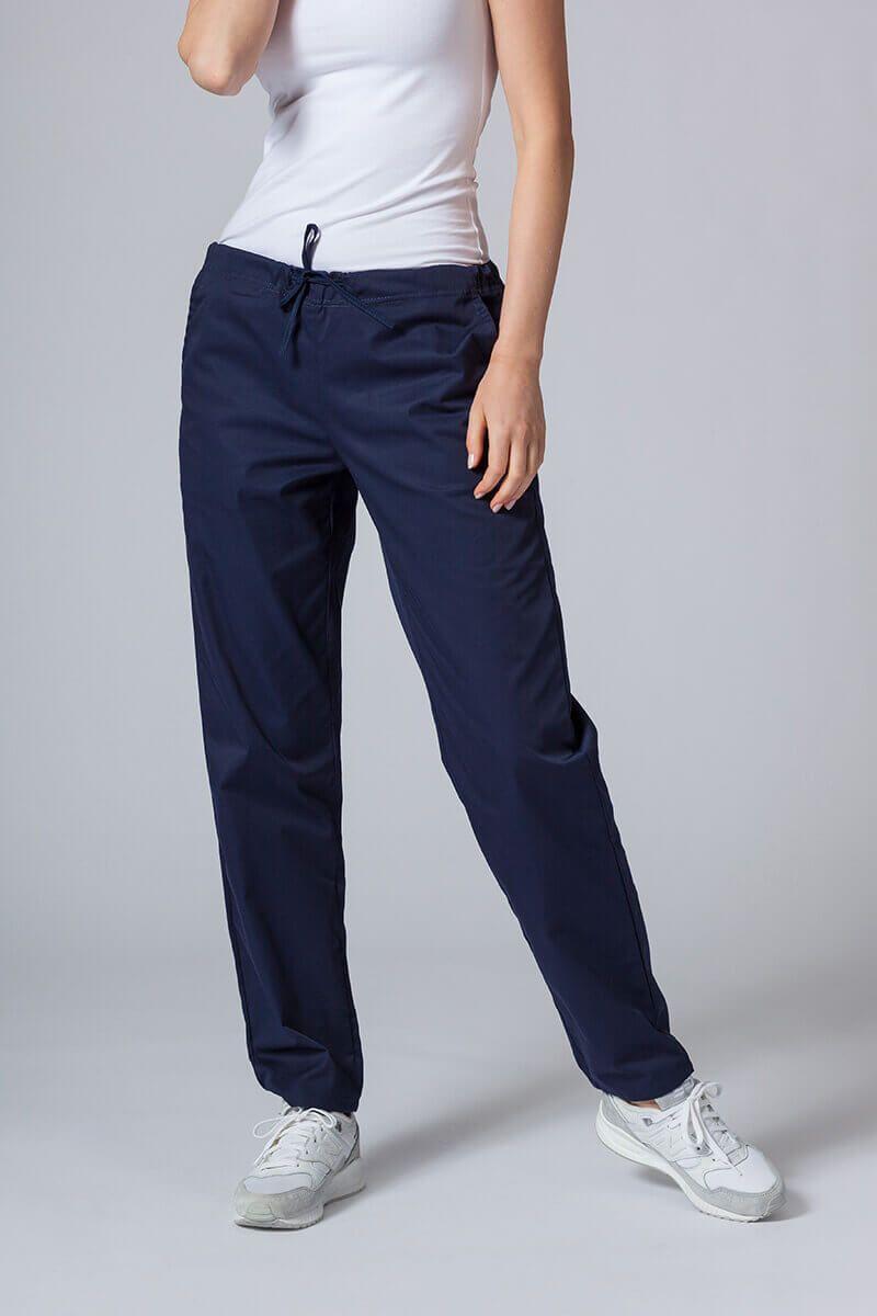 Univerzální lékařské kalhoty Sunrise Uniforms námořnická modř