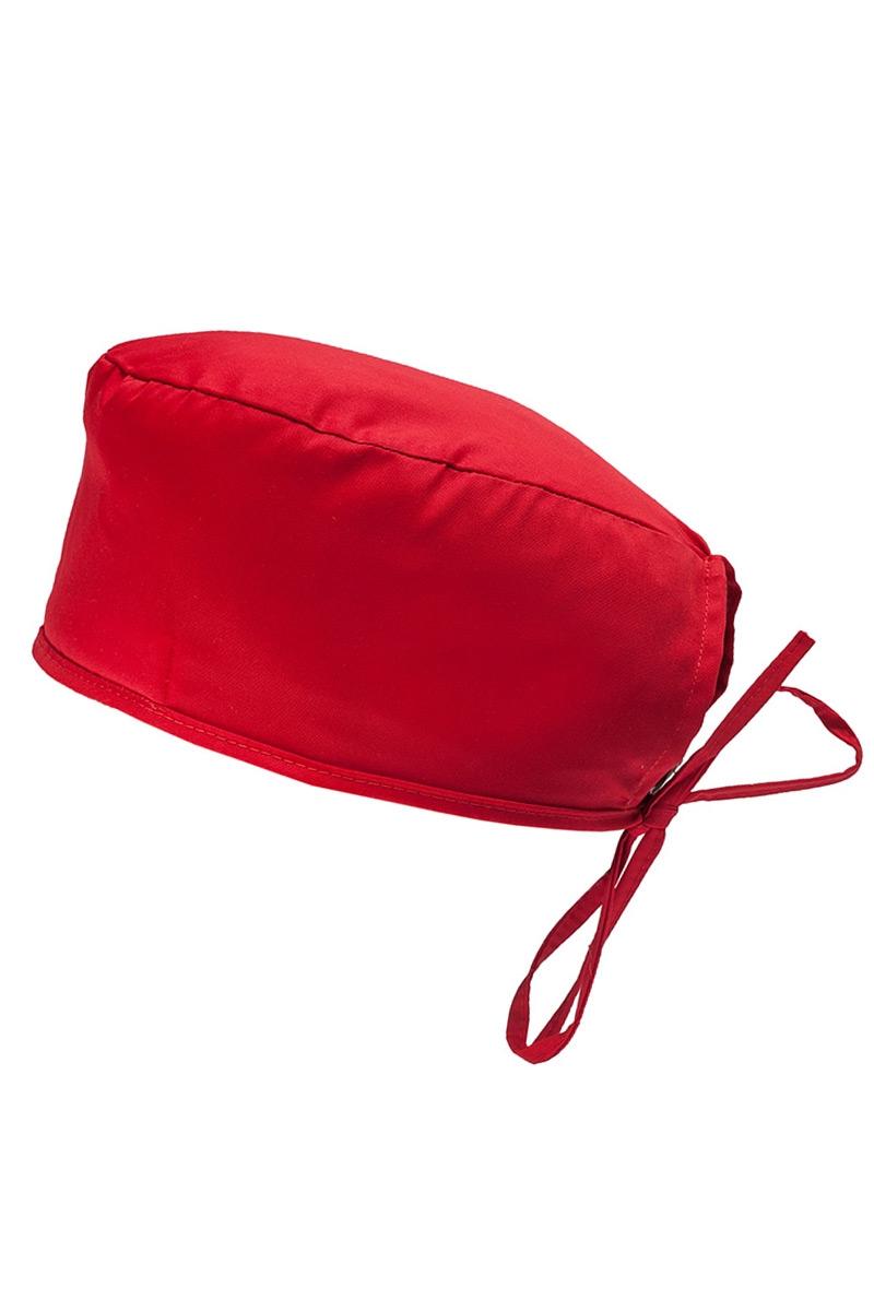 Lékařská čepice Sunrise Uniforms červená