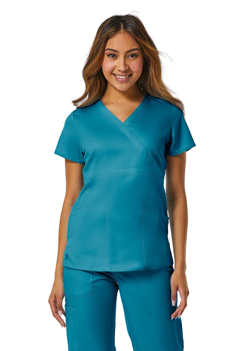 Lékařská halena Maevn EON Style mořská modrá
