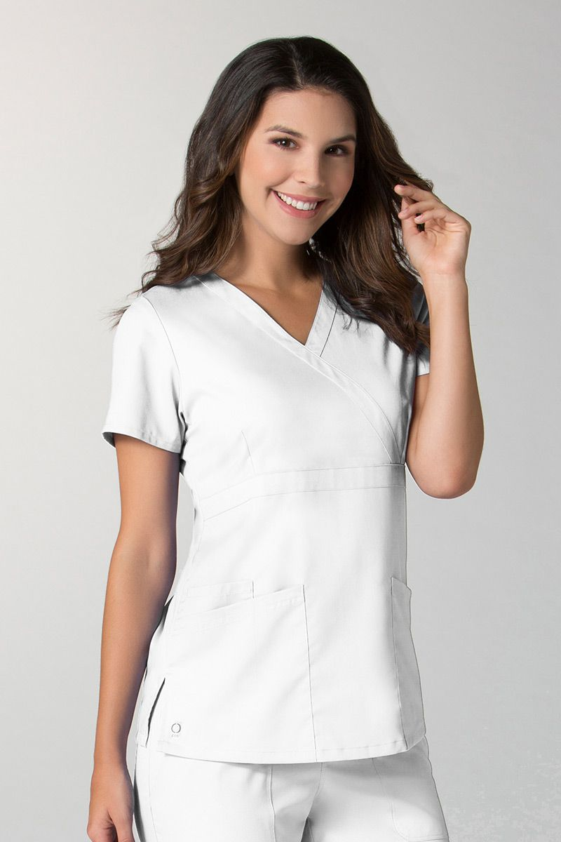 Lékařská halena Maevn EON Style bílá