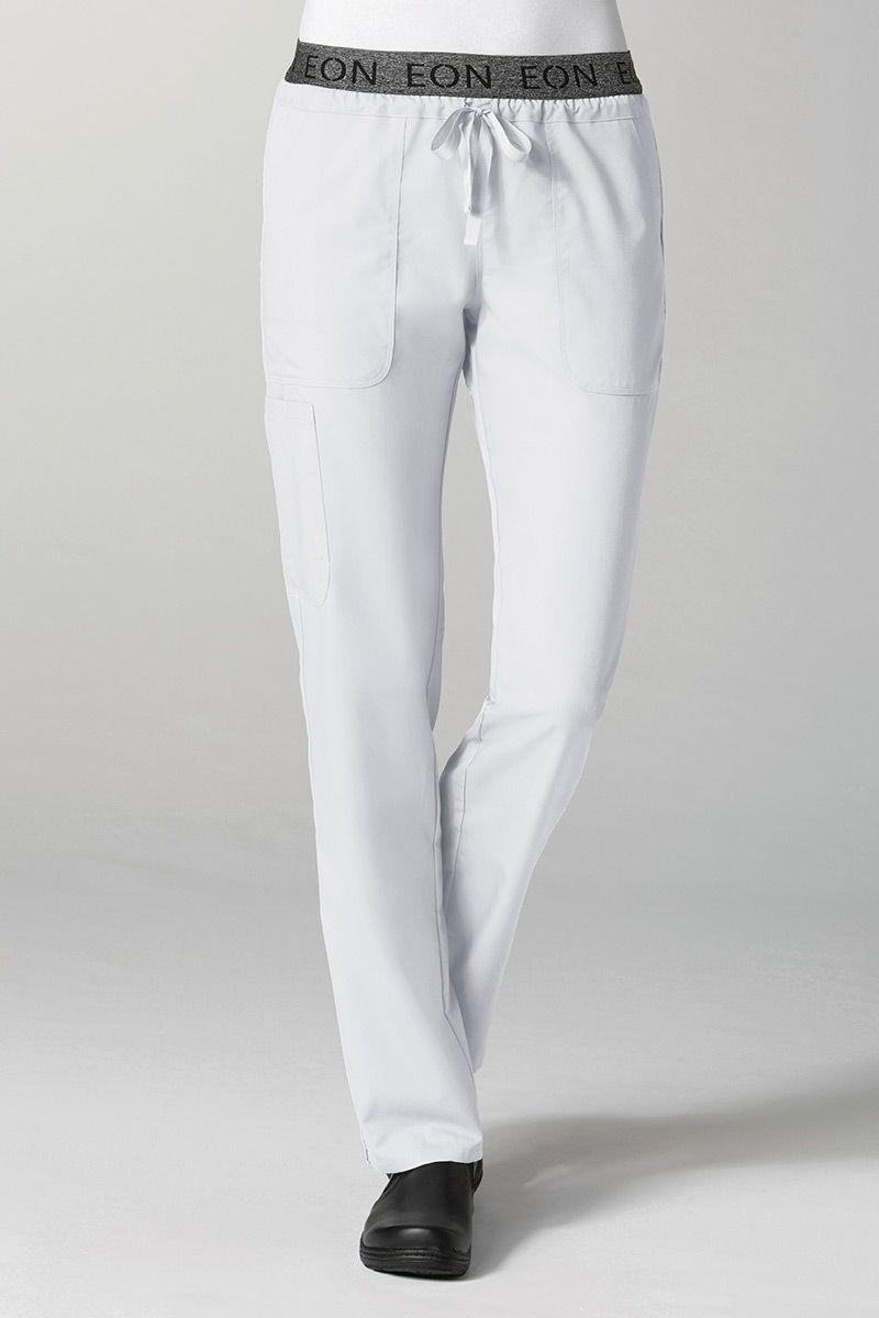 Dámské kalhoty Maevn EON Style bílé