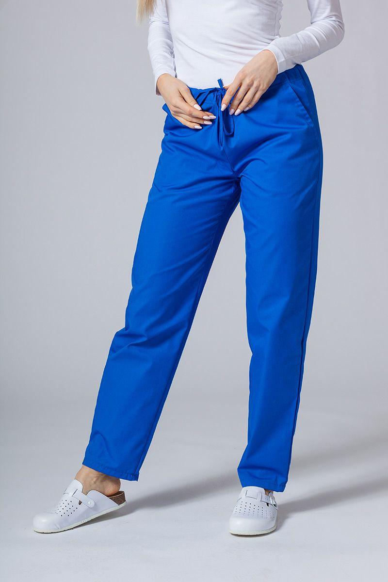 Univerzální lékařské kalhoty Sunrise Uniforms královsky modré