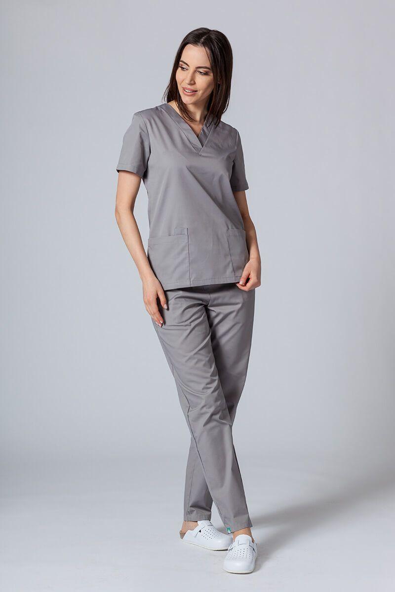 Zdravotnická souprava Sunrise Uniforms šedá