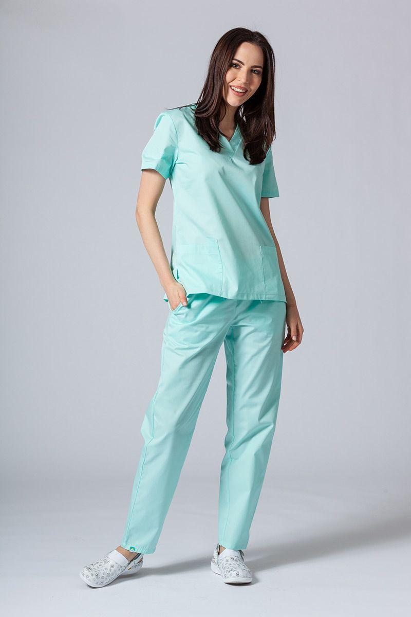 Zdravotnická souprava Sunrise Uniforms mátová