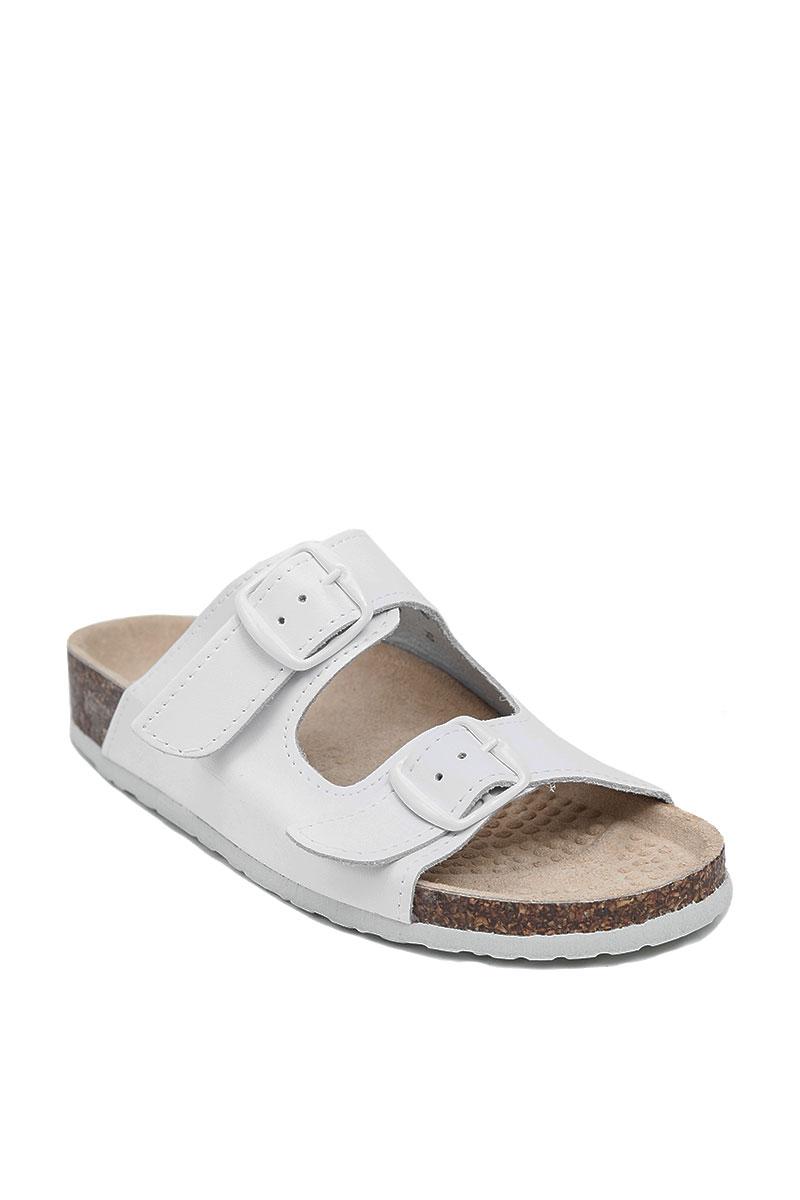 Lékařská obuv bílá model 06