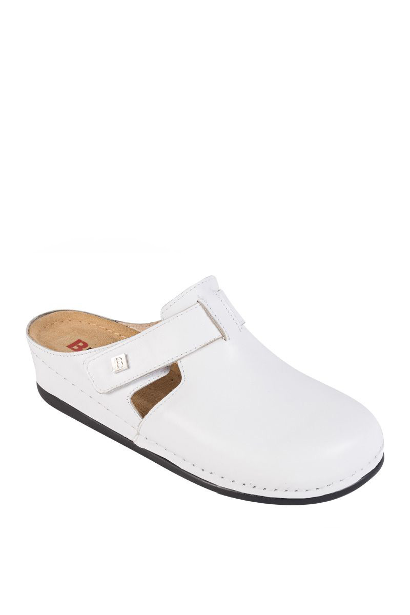 Zdravotnická obuv Buxa Anatomic BZ240 bílá