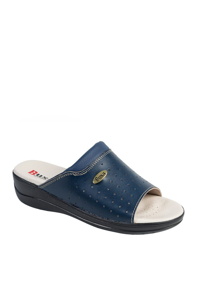 Zdravotní obuv Buxa model Professional Med30 námořnická modř