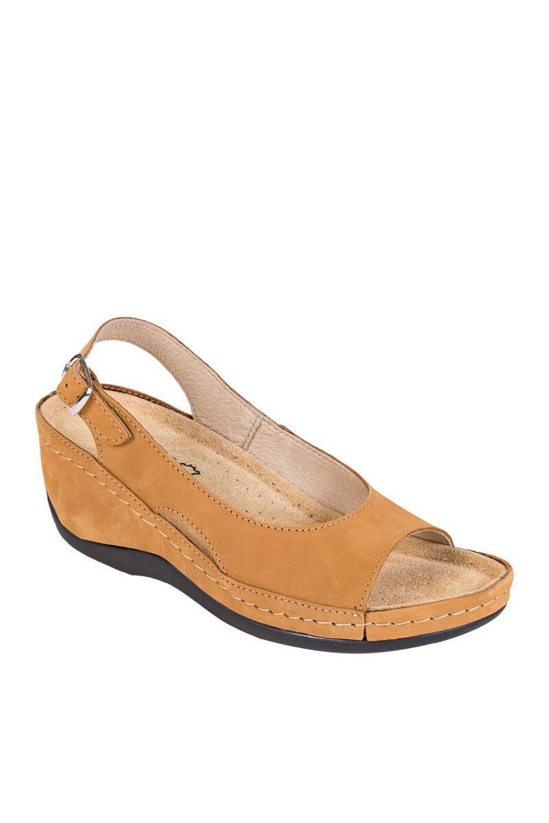 Zdravotnická obuv Buxa Anatomic BZ330 hnědé