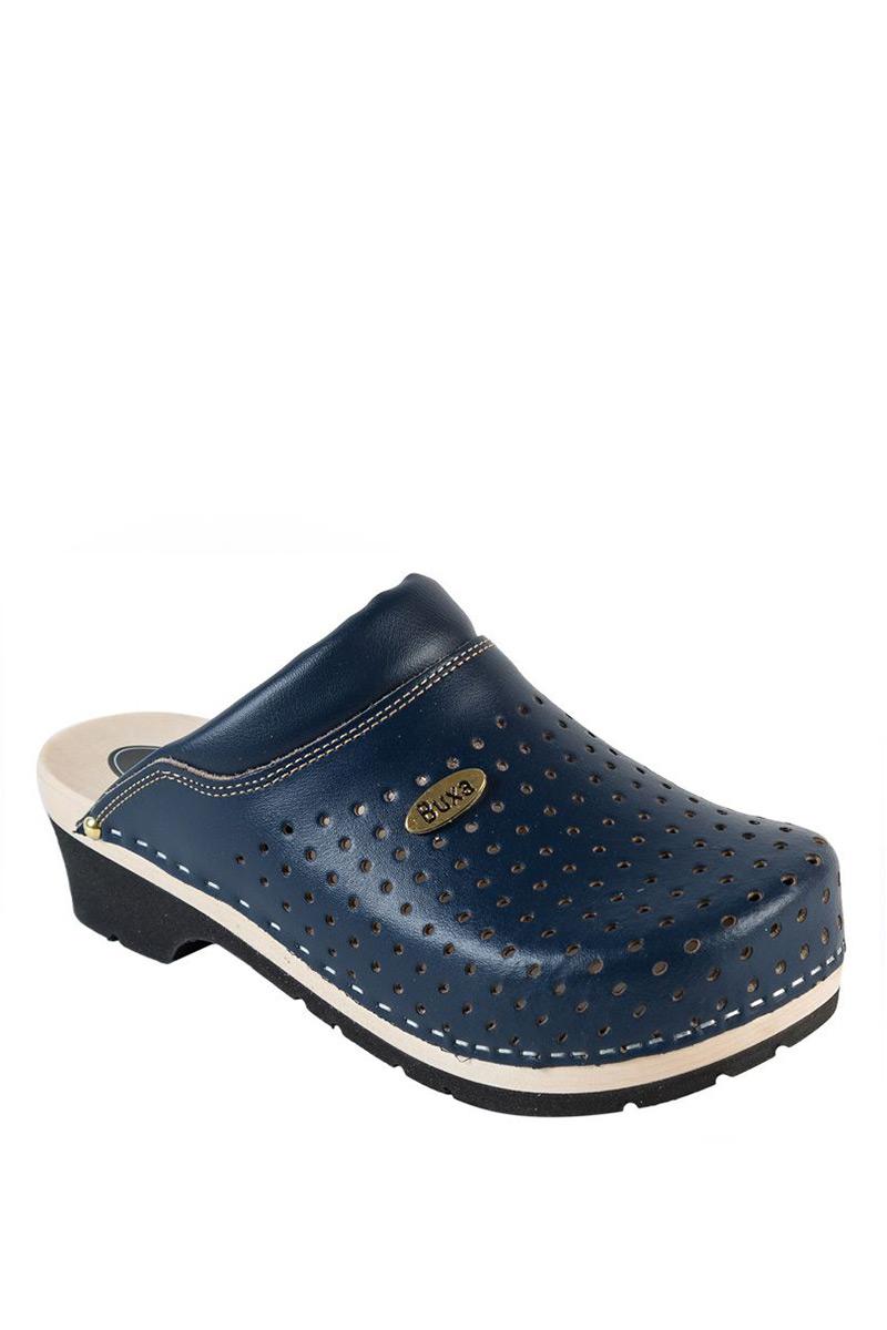 Zdravotnická obuv Buxa Supercomfort FPU11 námořnická modř
