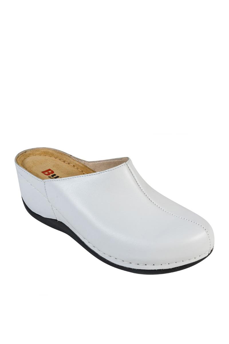 Zdravotnická obuv Buxa Anatomic BZ340 bílá