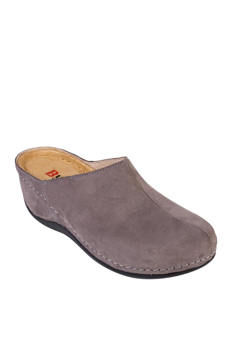 Zdravotnická obuv Buxa Anatomic BZ340 šedá