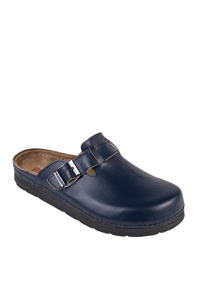 Zdravotní obuv pro muže Buxa Anatomic BZ420 námořnická modř