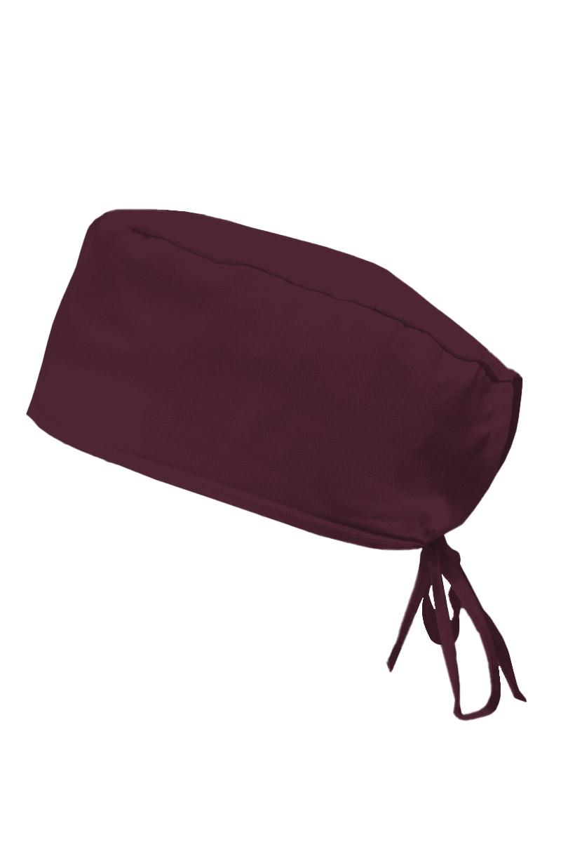 Lékařská čepice Sunrise Uniforms burgundová