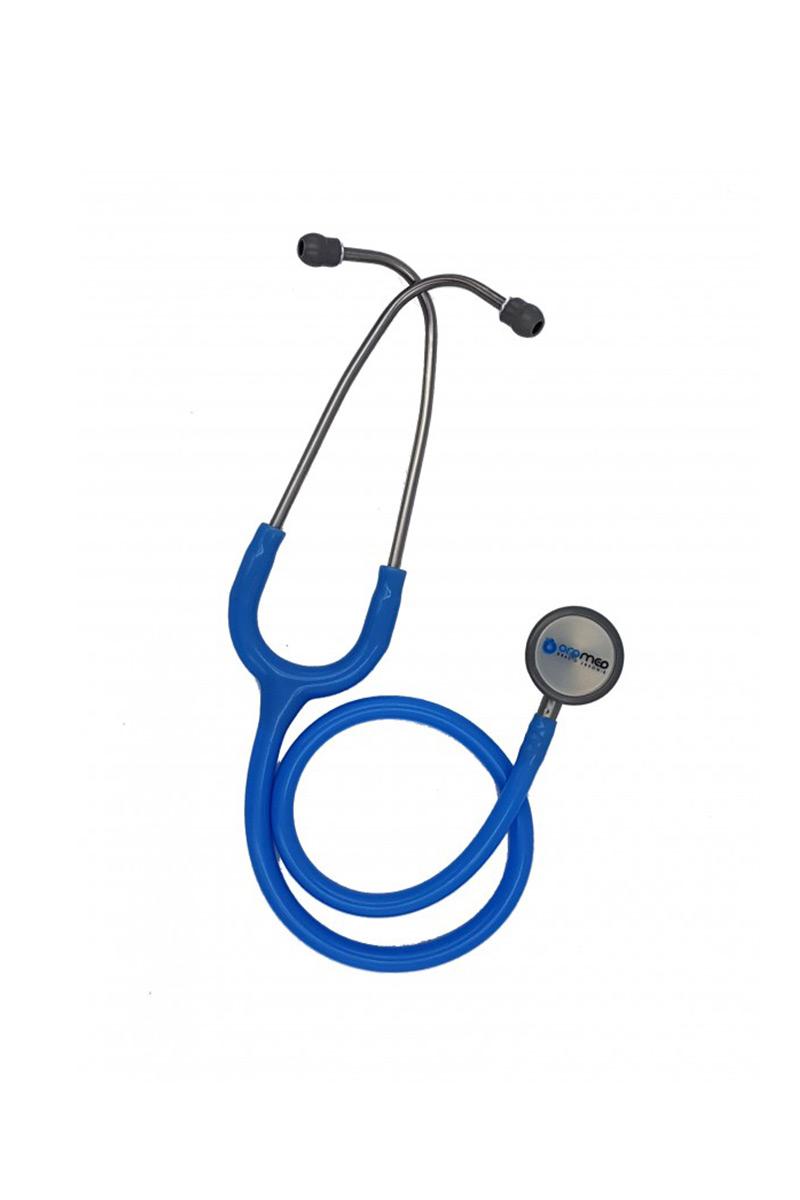 Pediatrický stetoskop Oromed, oboustranný - modrý
