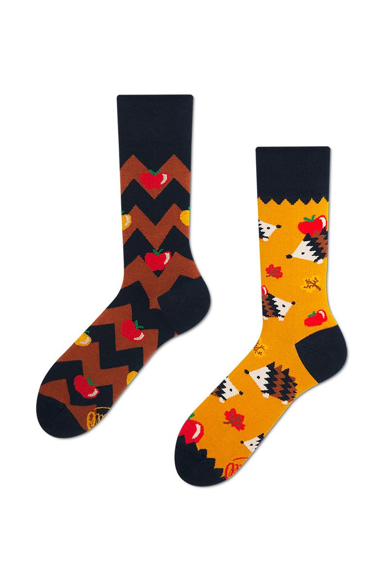 Barevné ponožky Apple HedGeHog - Many Mornings