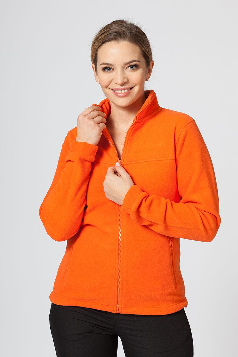 Dámská mikina Malfini oranžová