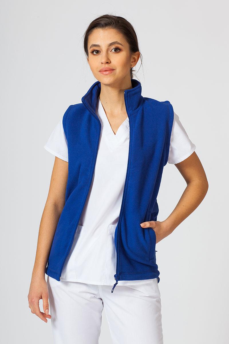 Dámská vesta Malfini tmavě modrá