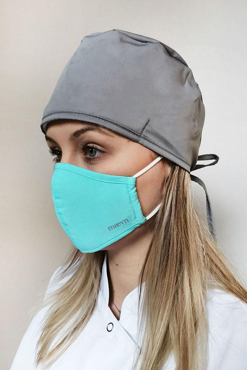 Ochranná maska Maevn, dvouvrstvá (s technologií AGION®), unisex, mátová
