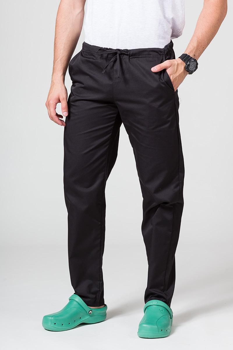 Univerzální lékařské kalhoty Sunrise Uniforms černé