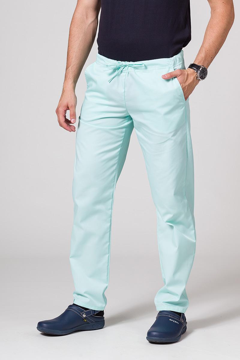 Univerzální lékařské kalhoty Sunrise Uniforms mátové
