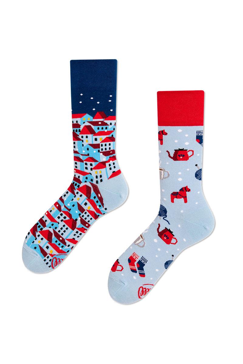 Barevné ponožky Hygge - Many Mornings