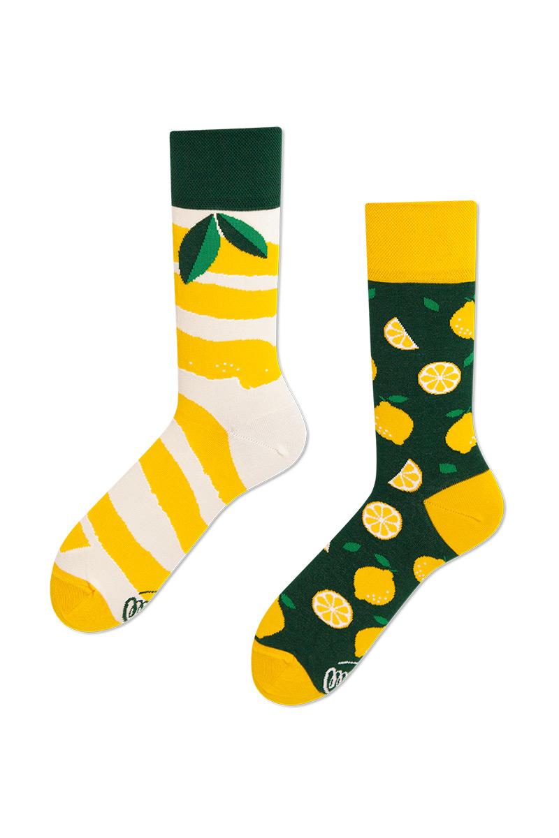 Barevné ponožky The Lemons - Many Mornings