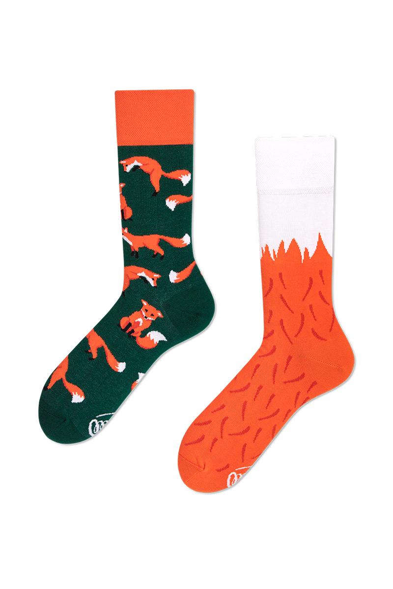 Barevné ponožky The Red Fox - Many Mornings