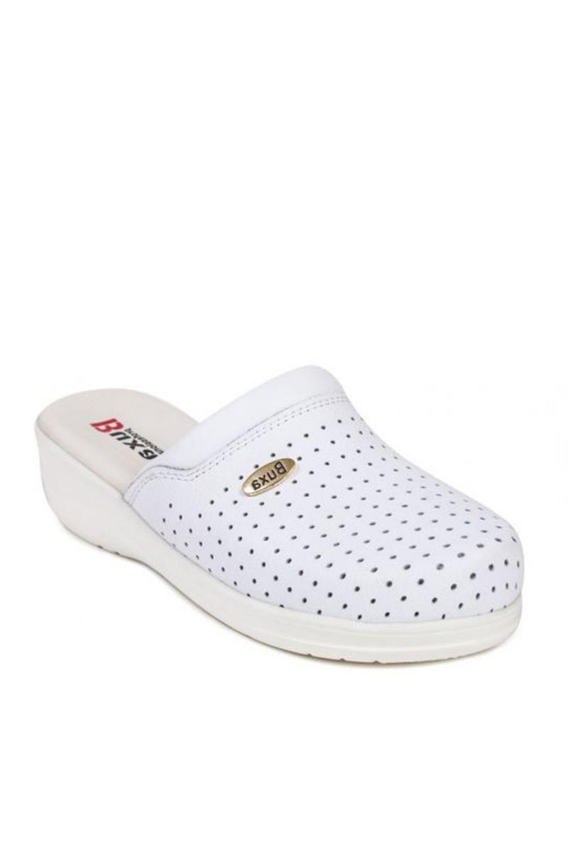 Zdravotní obuv Buxa model professional Med11 bílá