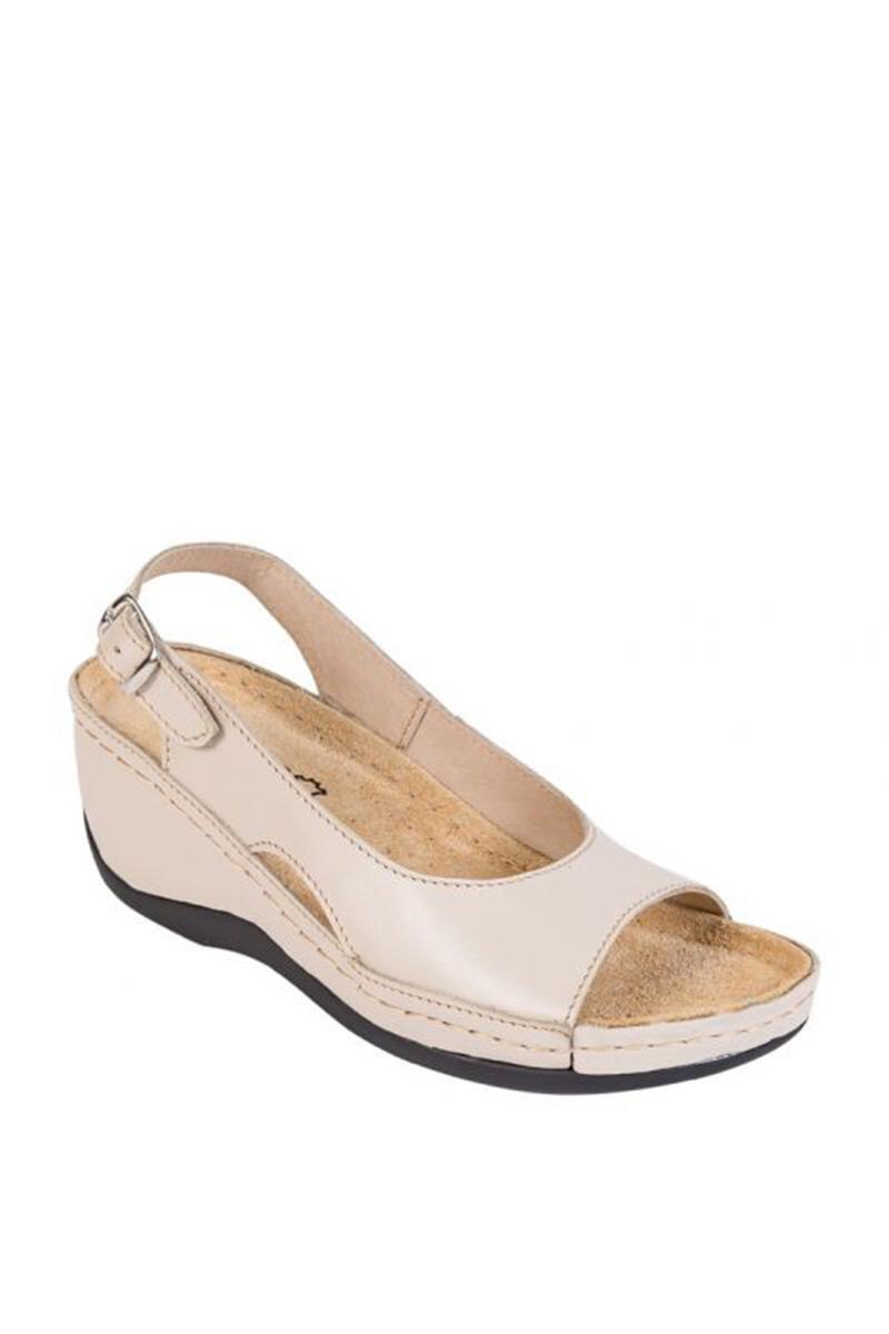 Zdravotnická obuv Buxa Anatomic BZ330 béžová