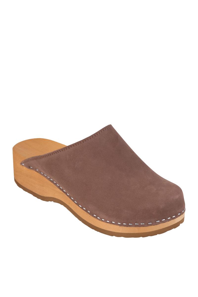 Zdravotní obuv Buxa model PZM1 hnědý nubuk