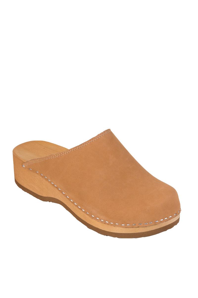 Zdravotní obuv Buxa model PZM1 medový nubuk