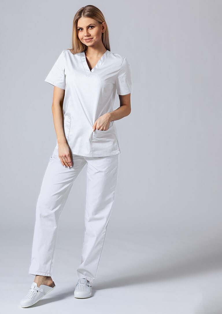 Lékařská souprava Sunrise Uniforms šedá